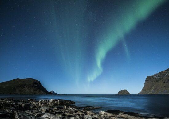Skarby Norwegii: Lofoty